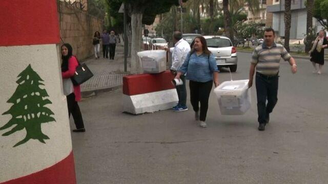 Po latach wyborcy w Libanie pójdą do urn