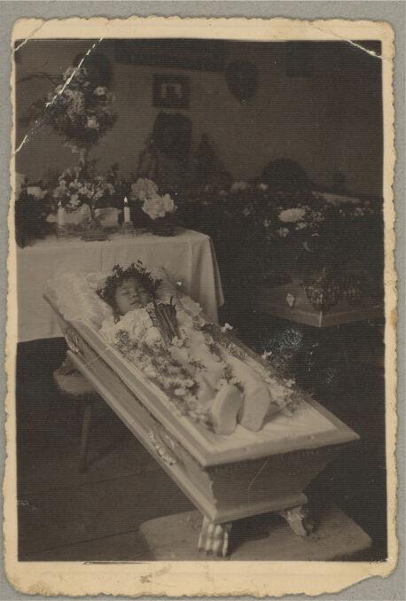 Śmierć Gabrysi była ciosem, po którym zapaśnik nigdy się nie podniósł. Jego pierworodna córka została pochowana w Inowrocławiu.