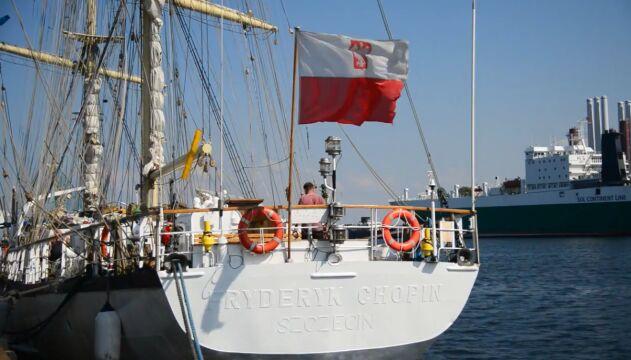 Kapitan zapowiada walkę w regatach The Tall Ships' Races