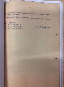 """Dokumenty z teczki personalnej tajnego współpracownika TW """"Bolek""""___"""