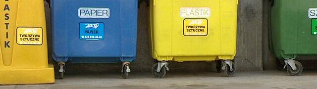 Niesegregowanie śmieci ma być droższe