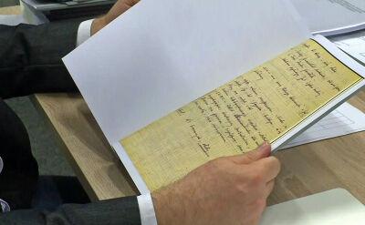 IPN udostępnia kolejne dokumenty z domu Kiszczaka. Wśród nich notatki generała