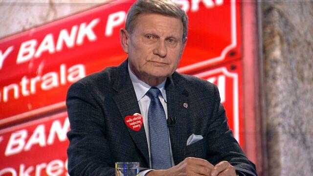 """Leszek Balcerowicz w """"Faktach po Faktach"""""""