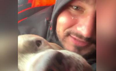 Artur Szpilka poszedł w góry z psem. Wezwał ratowników