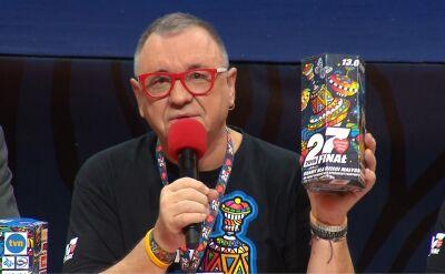 Jerzy Owsiak o puszkach na zbiórki WOŚP