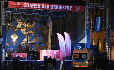 Rzeczniczka policji o ataku na Adamowicza