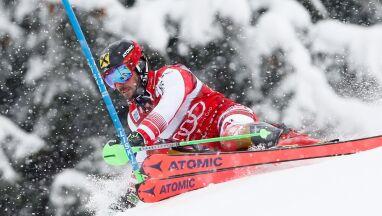 Hirscher bezkonkurencyjny w Adelboden. Tym razem w slalomie