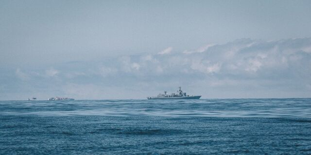Poszukiwania prowadzone były w rejonie holenderskiego portu Den Helder