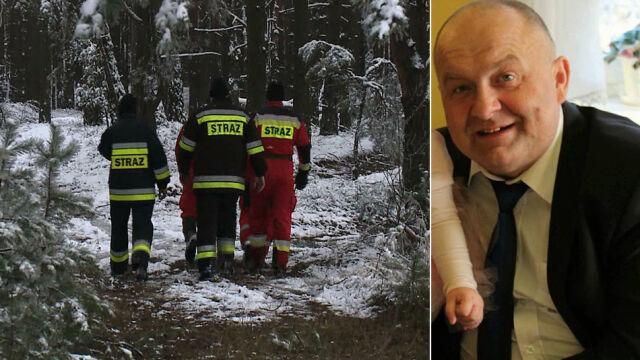 """Wyszedł w kapciach ze szpitala, """"wracał do domu"""". Znaleźli go po 12 dniach, nie żyje"""