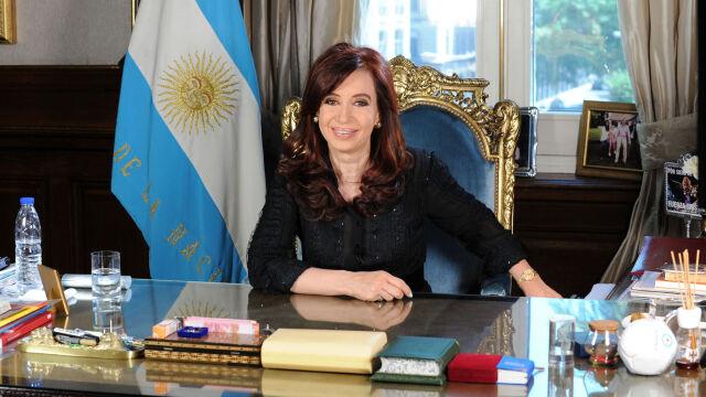 """""""Skorumpowała Argentynę"""", znów chce władzy"""