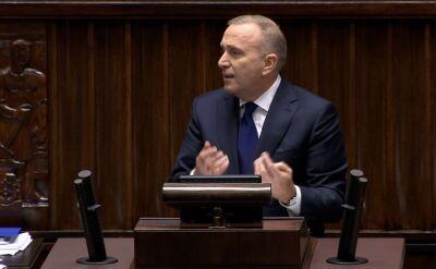Grzegorz Schetyna: wasze wstawanie z kolan w Europie trwa już drugi rok