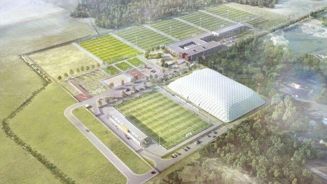 Legia wybuduje akademię. Klub podpisał umowę z wykonawcą