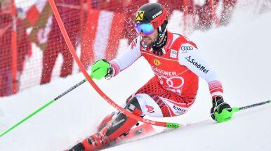 Hirscher wygrał slalom w Saalbach-Hinterglemm