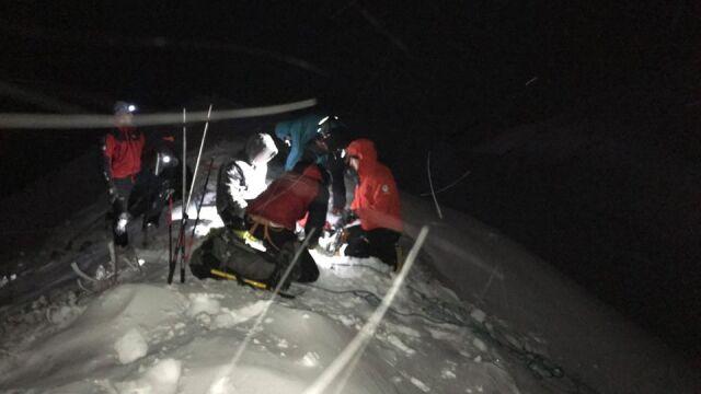 Turyści zgubili szlak w Tatrach. Nocna akcja TOPR
