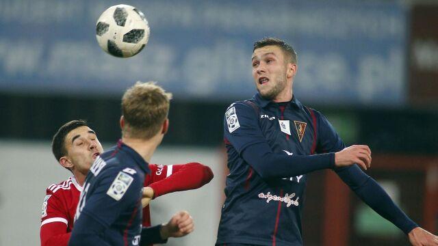 Kolejny Polak w Serie A. Walukiewicz na testach w Cagliari