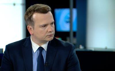 O sprawie Solvere mówił w TVN24 dziennikarz Onetu Andrzej Stankiewicz