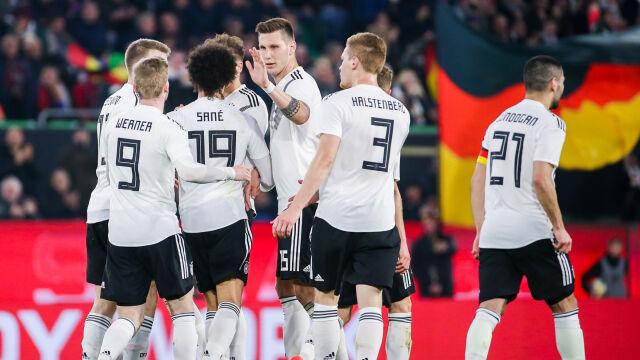 """Reprezentanci Niemiec mogli paść ofiarą rasistowskiego ataku. """"Jestem poruszony"""""""