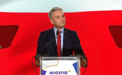 Biedroń: mamy odważną wizję Polski i Europy
