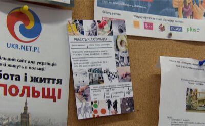 Półtora miliona oświadczeń o pracy dla obywateli Ukrainy