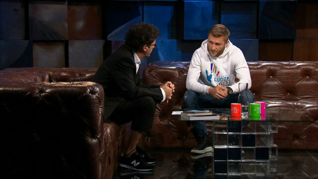 Błaszczykowski u Wojewódzkiego. Pytania o zarobki i żarty z karnego w meczu z Portugalią