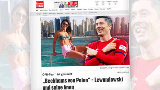 """W Austrii obawiająsię Lewandowskiego. """"Strzelił więcej niż nasz cały 24-osobowy skład"""""""