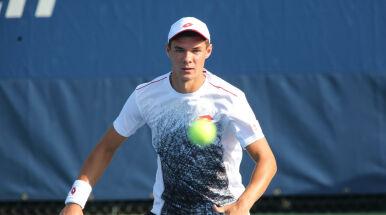 Kamil Majchrzak o krok od Wimbledonu