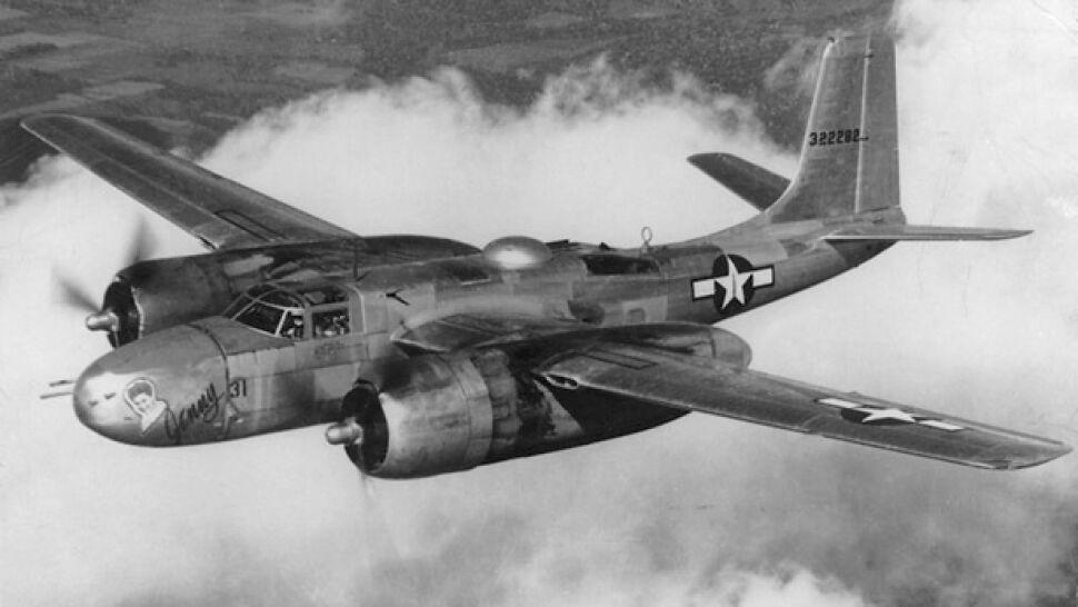Pogrzeb lotnika po 74 latach. Zginął  w czasie drugiej wojny światowej