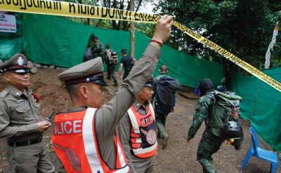 Krzysztof Starnawski o ewakuacji chłopców z jaskini w Tajlandii