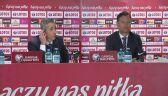 Sousa o wystawieniu trzech napastników w meczu z Andorą