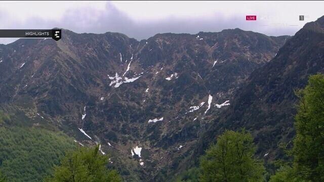 Najciekawsze momenty 19. etapu Giro d'Italia