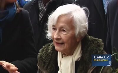 Nie żyje Danuta Szaflarska. Miała 102 lata