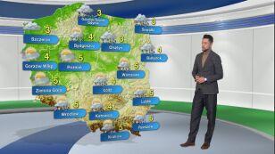 Prognoza pogody na piątek 13.12