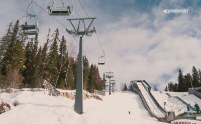 W Lillehammer wszystko kręci się wokół skoków narciarskich