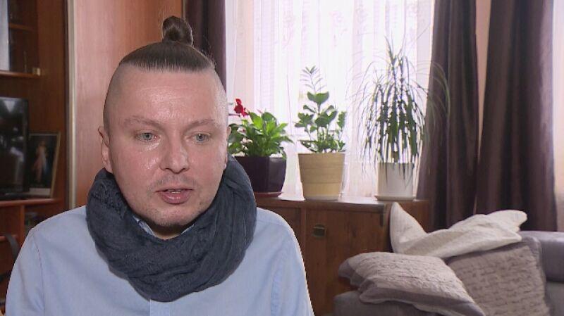 """Bartłomiej """"Skrzynia"""" Skrzyński: przyzwyczaiłem się do życia z bólem"""