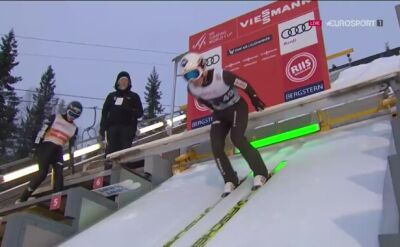 Pierwszy skok Kamila Stocha w Lillehammer