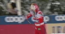 Therese Johaug wygrała bieg pościgowy na 10 km w Ruce