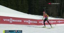 Tiril Eckhoff wygrała w Novym Mescie bieg na dochodzenie na 10 km