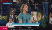 Hurkacz przegrał w ćwierćfinale turnieju w Dubaju