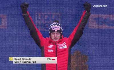 Kubacki i Stoch odebrali medale za konkurs na skoczni normalnej