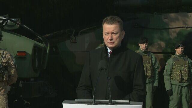185 miliardów złotych na wojsko. Szef MON podpisał Plan Modernizacji Technicznej