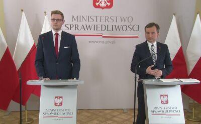 Zbigniew Ziobro pytany był o treść rozmów z prezesem PiS