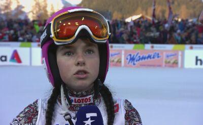 Kamila Karpiel po swoim debiucie w mistrzostwach świata