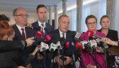 Schetyna zapowiada współpracę sześciu ugrupowań