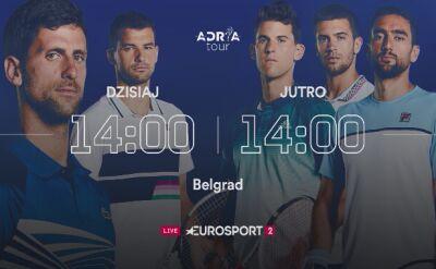 Summer Adria Tour startuje w Belgradzie