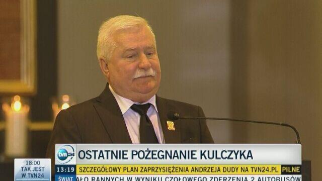 Lech Wałęsa o Janie Kulczyku
