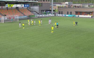 Gol bramkarza w drugiej lidze norweskiej