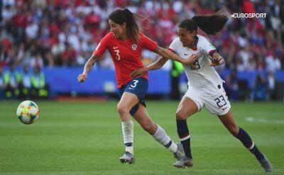MŚ kobiet w piłce nożnej. USA - Chile