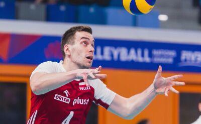Polska grała z Serbią