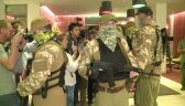 Wieczór wyborczy po ukraińsku. Uzbrojeni separatyści w hotelu