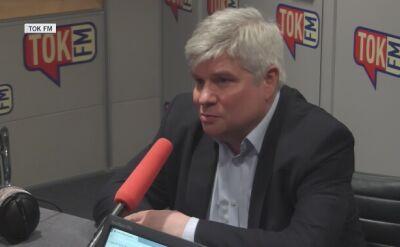 """""""Teorie z tandetnych filmów klasy C"""". Lasek o prezentacji podkomisji Berczyńskiego"""